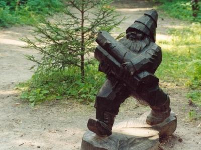 Dwarf-Tērvete Nature Park