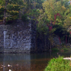 Aqueduct Abutment On Neversink