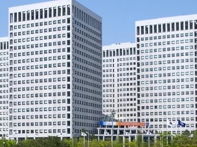 Daejeon  Government  Complex