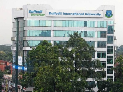 Daffodil International University Prince Plaza Campus
