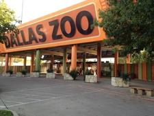 Dallas Zoo Entrance