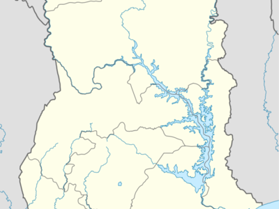 Dambai Is Located In Ghana