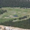 Dana Meadows Looking From Mount Dana