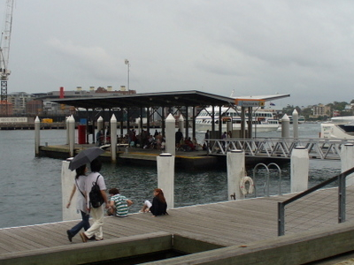 King St No 3 Ferry Wharf