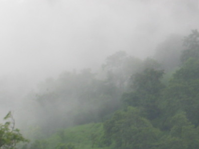 Daulatabad  Chini  Mahal Side View