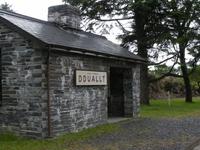 Dduallt Railway Station