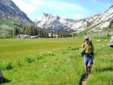 Deadman Canyon Backpacker