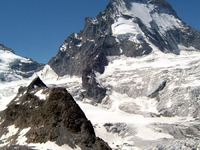 Zinal Glacier