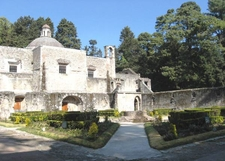 View Of Main Garden