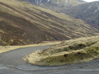 Cairnwell Pass