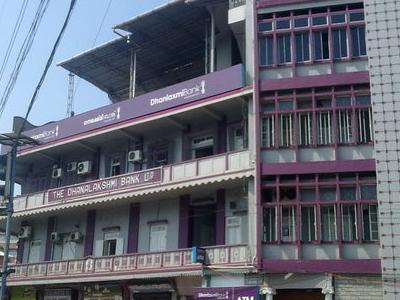Dhanalakshmi  Bank Headquarters