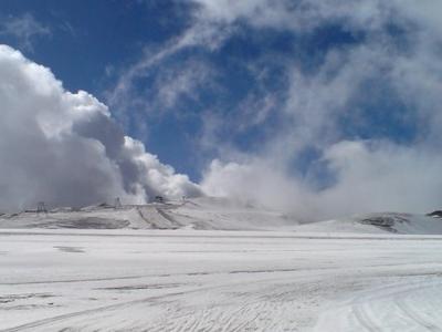 Tsanfleuron Glacier