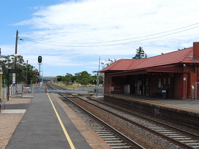 Diggers Rest Railway Station