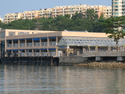 Discovery Bay Pier