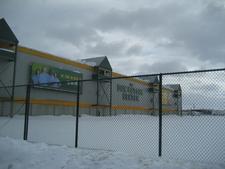 Don Hutson Center In Winter