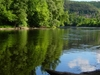 Dordogne River In The Périgord