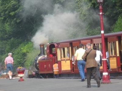 Douglas Terminus Isle Of Man Steam Railway