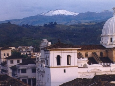 Popayan City