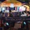 Dong Xuan Street Market