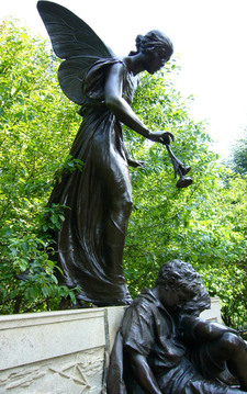 Dream Lady Eugene Field Memorial