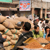 Dry Fruits Being Sold At Khari Baoli Market In Old Delhi