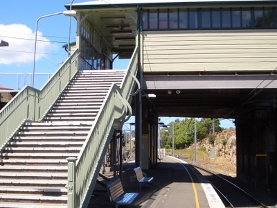 Dulwich Hill Railway Station 1