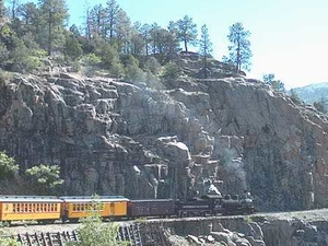Durango y Silverton Narrow Gauge Railroad