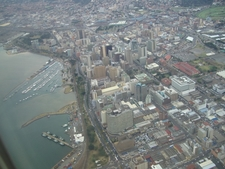 Durban From The Air