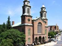 Primera iglesia en Albany