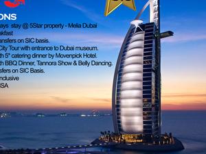 Dubai Melia Photos