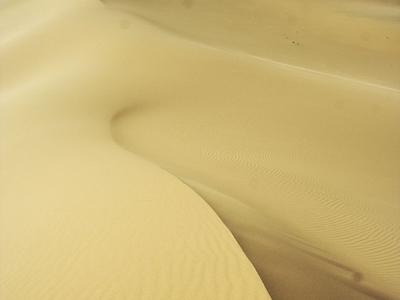Dunes In Gobi Gurvansaikhan National Park