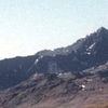 Snowdon Horseshoe Viewed From Dyffryn Mymbyr