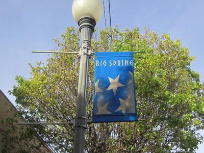 Big  Spring   T X Sign