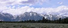 Eagles Rest Peak - Grand Tetons - Wyoming - USA