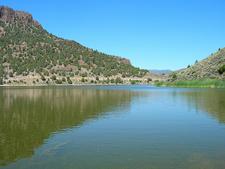 Eagle Valley Reservoir - Spring Valley State Park