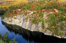 Early Autumn In Voyageurs National Park