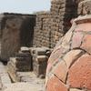 Earthen Pot At Lothal