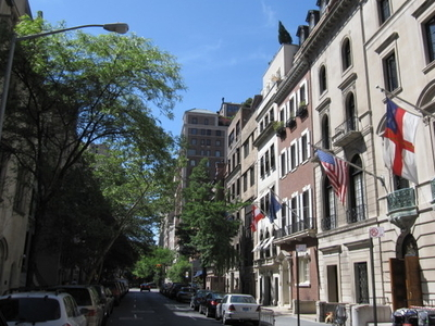 Upper East Side Historic District