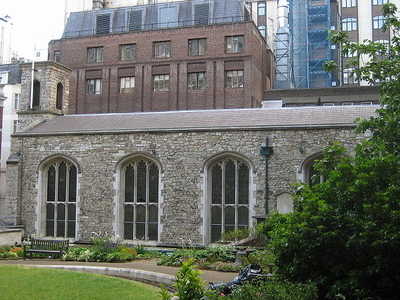 East Aspect Of The Savoy Chapel