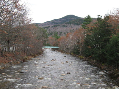 East Branch Saco River