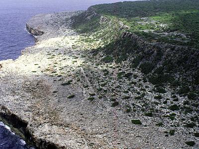 East Coast Of Navassa Island