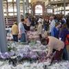 Eastern Market Detroit Flower