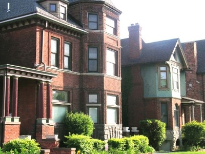 East  Ferry  Avenue  Historic  District  1     Detroit  Michigan