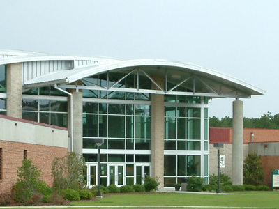 East GA College Gym