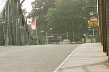 East German Border Crossing