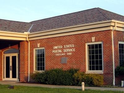 Eastlake  Post  Office