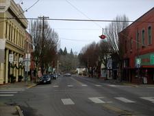 East Main Street In Downtown Silverton
