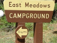 Tahoe East Meadow Campground
