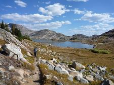 East Rosebud Trail Views