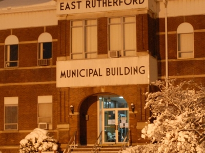 East  Rutherford  Municipal  Building